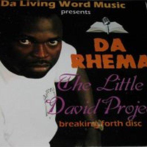 DaRhema_Album_PromoDisc_frontcover