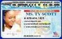 "International Gospel Poet & Rapper Ms. Ty Scott Presents: ""The Identity Tour"""