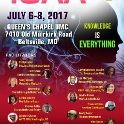 Independent Gospel Artists Alliance, Inc. 7th Annual Independent Gospel Artists Alliance Conference