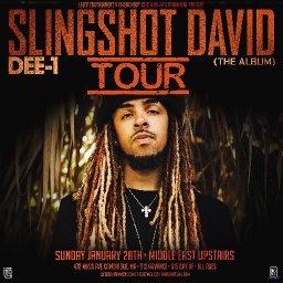 Slingshot David Tour featuring Dee-1