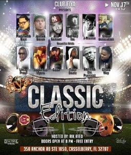 Club Fya Classic Edition