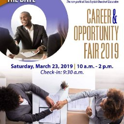 SHABACH! Ministries, Inc. Career & Opportunity Fair
