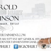 BigBoiHurt Business Cards