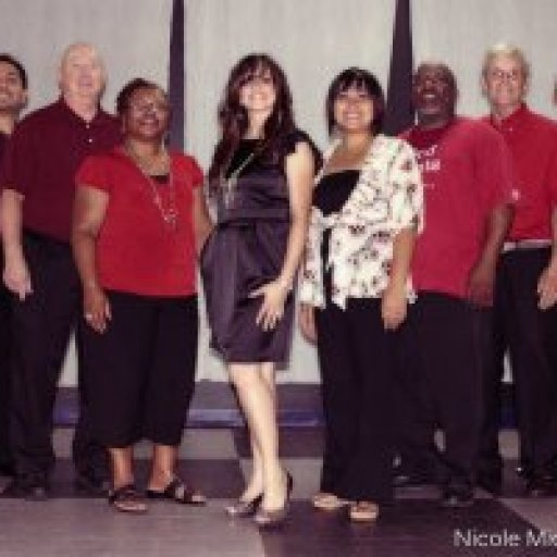 Nicole Michelle and NSA BAND PIC