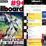 """I Got Angels"" lands on the Billboard Charts"