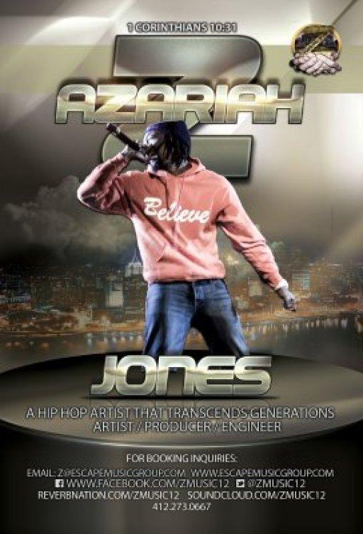 Azariah Jones Aka Z