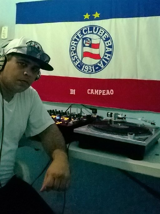 Laronildo Neves Silva. Aka Dj Lauro