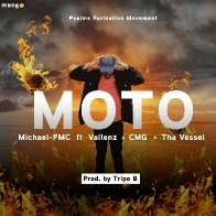 Michael FMC - Moto (ft. Vallenz, CMG and Tha Vessel)